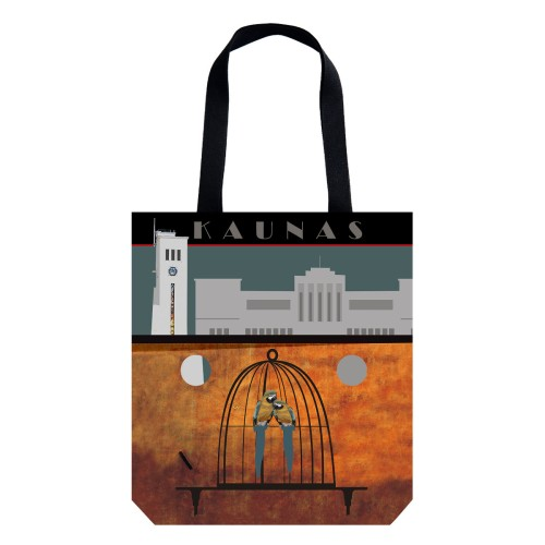 "33. Handbag ""Kaunas"""