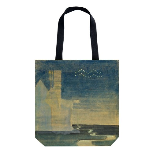 "22. Handbag ""Aquarius"""