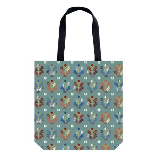 """01. Handbag """"Lilies"""""""
