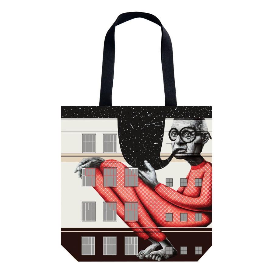 "06. Handbag ""Wise Grandpa"""