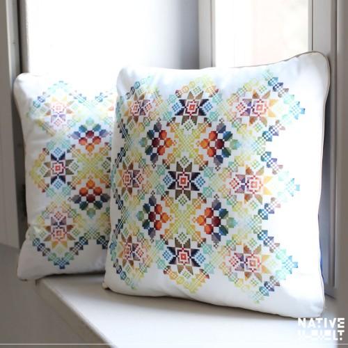 """Cushion cover """"Colors I"""""""